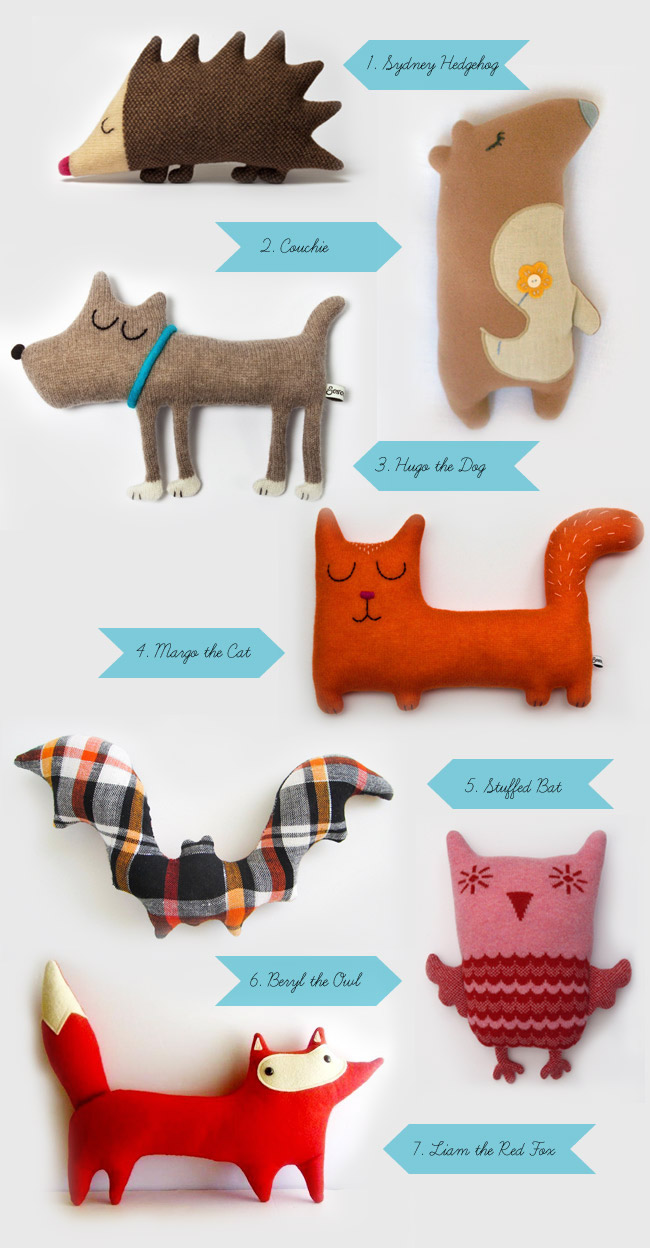 How To Sew An Adorable Cat Stuffed Animal