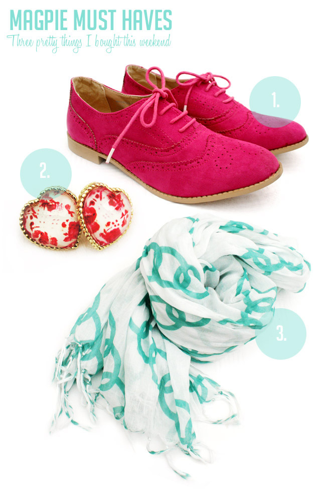Magpie Must Haves