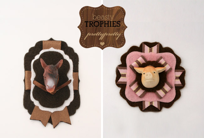 Pretty Pretty Brooches