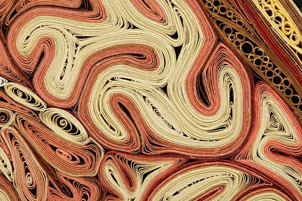 Lisa Nilsson's Tissue Series (photo by John Polak)