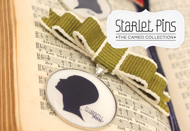 Pretty Pretty Starlet Pins