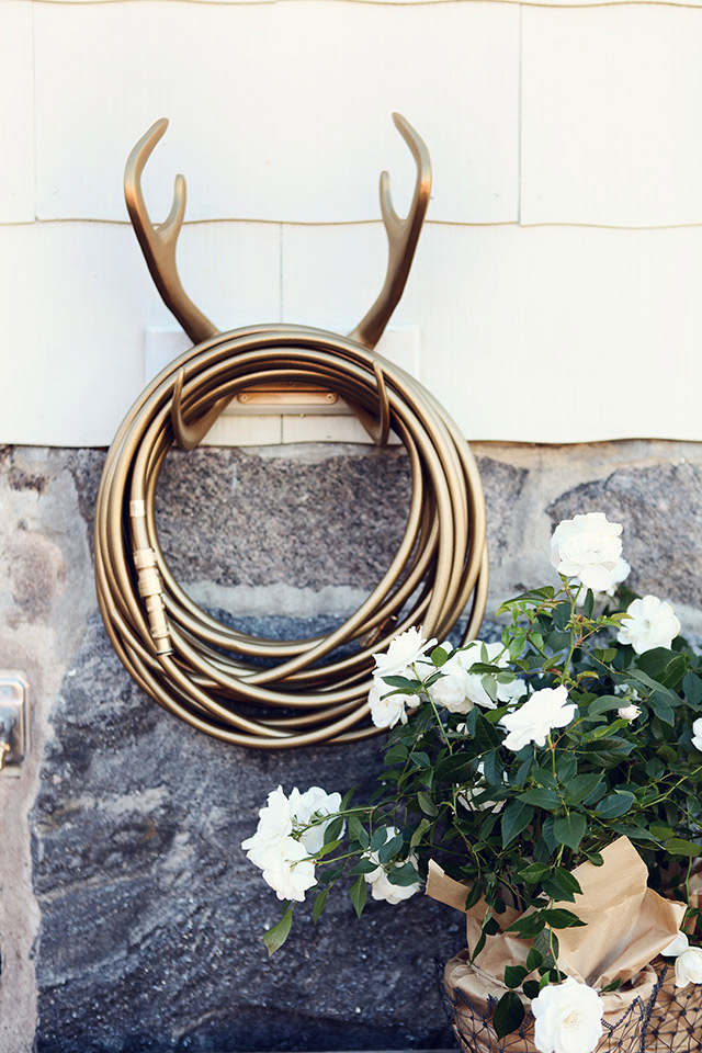 Golden Garden Hose