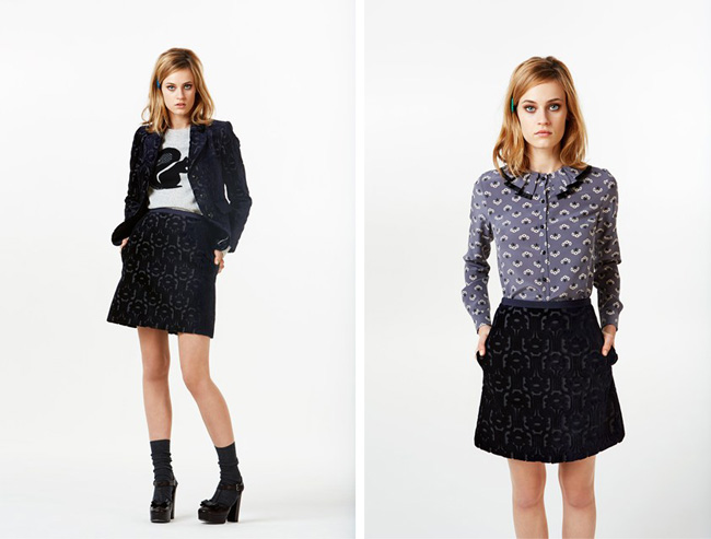 Orla Kiely Autumn Winter 2013 Collection