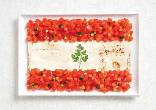 Food Flag