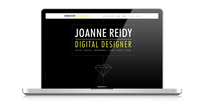 Joanne Reidy | Digital Designer