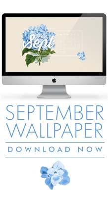 PrettyPretty September Calendar