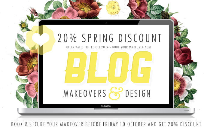 Blog Makeovers