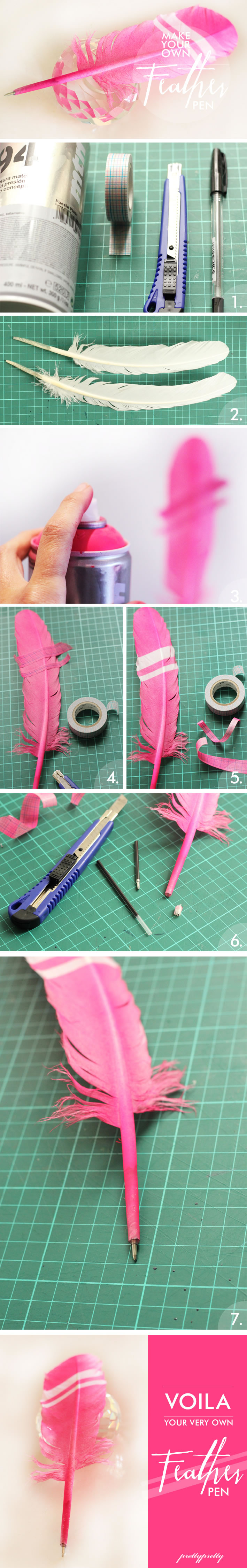 Feather DIY