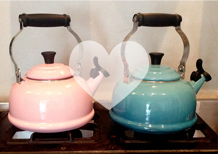 Matching kettles